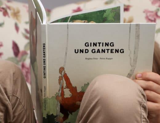 Ginting und Ganteng_Erzählband_Buch