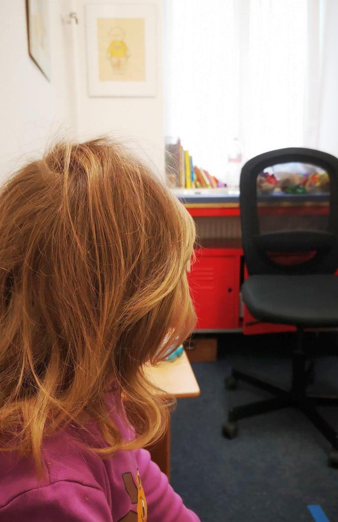 Der Kinder TÜV wartet_ die U8 des Kindes