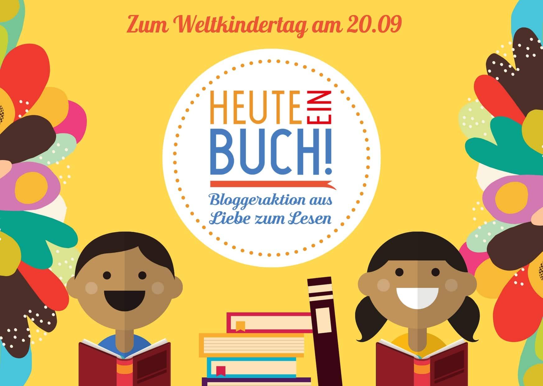 Heute ein Buch - Weltkindertag