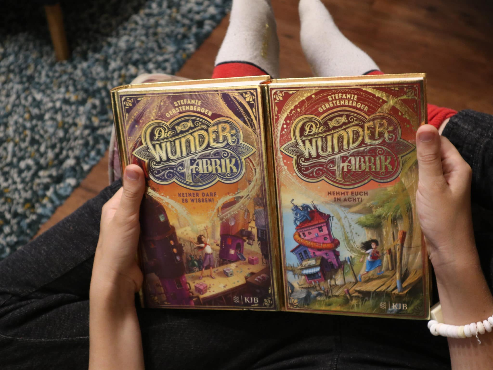 Die Wunderfabrik_Stefanie Gerstenberger_Fischer_Verlag