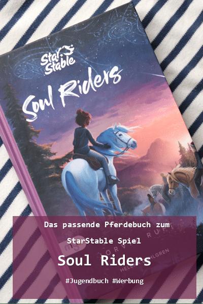 SoulRiders_K2, Soul Riders von StarStable, ein Buch zum Online Game