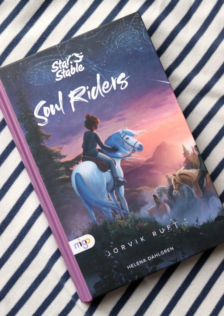 Soul Riders von StarStable, ein Buch zum Online Game