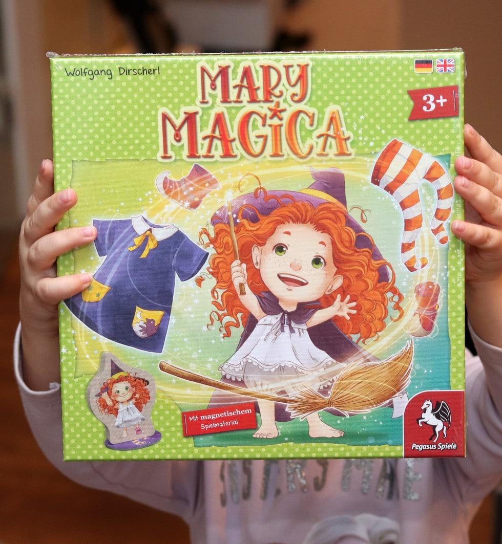 Mary Magica _ Pegasus Spiele