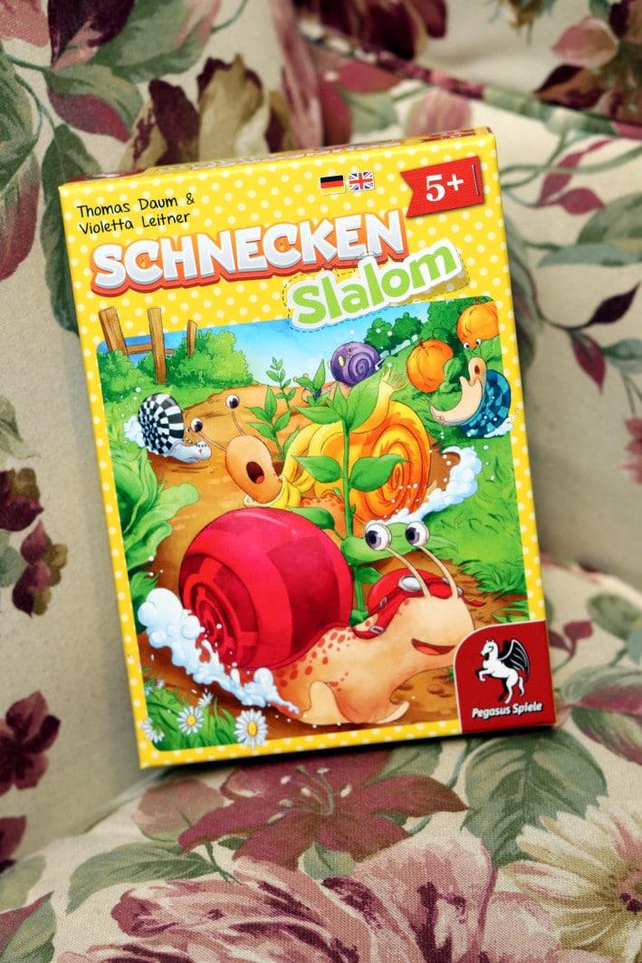 Schneckenslalom_Pegasus Spiel