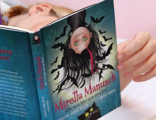 Mirella Manusch, mein Kater kann sprechen_Schneiderbuch