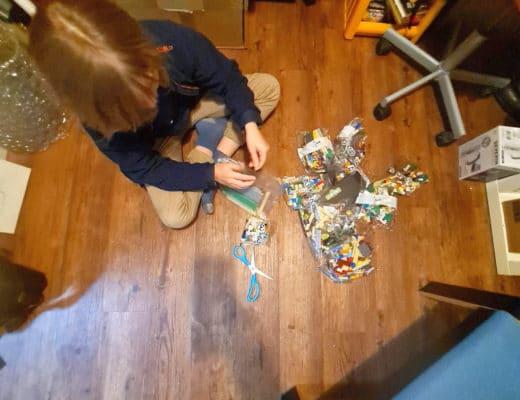 Aufbau von Legos in 2020 grossekoepfe.de