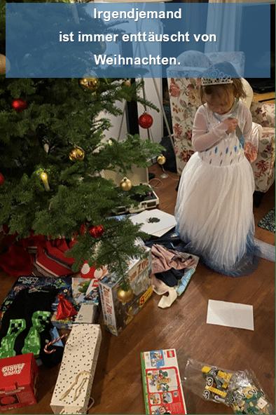 Enttäuschung zu Weihnachten_grossekoepfe.de