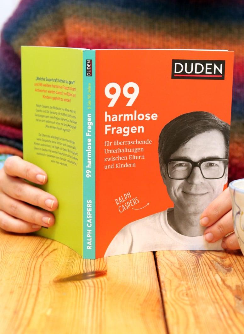 Ralph Caspars 99 Fragen_ DudenVerlag