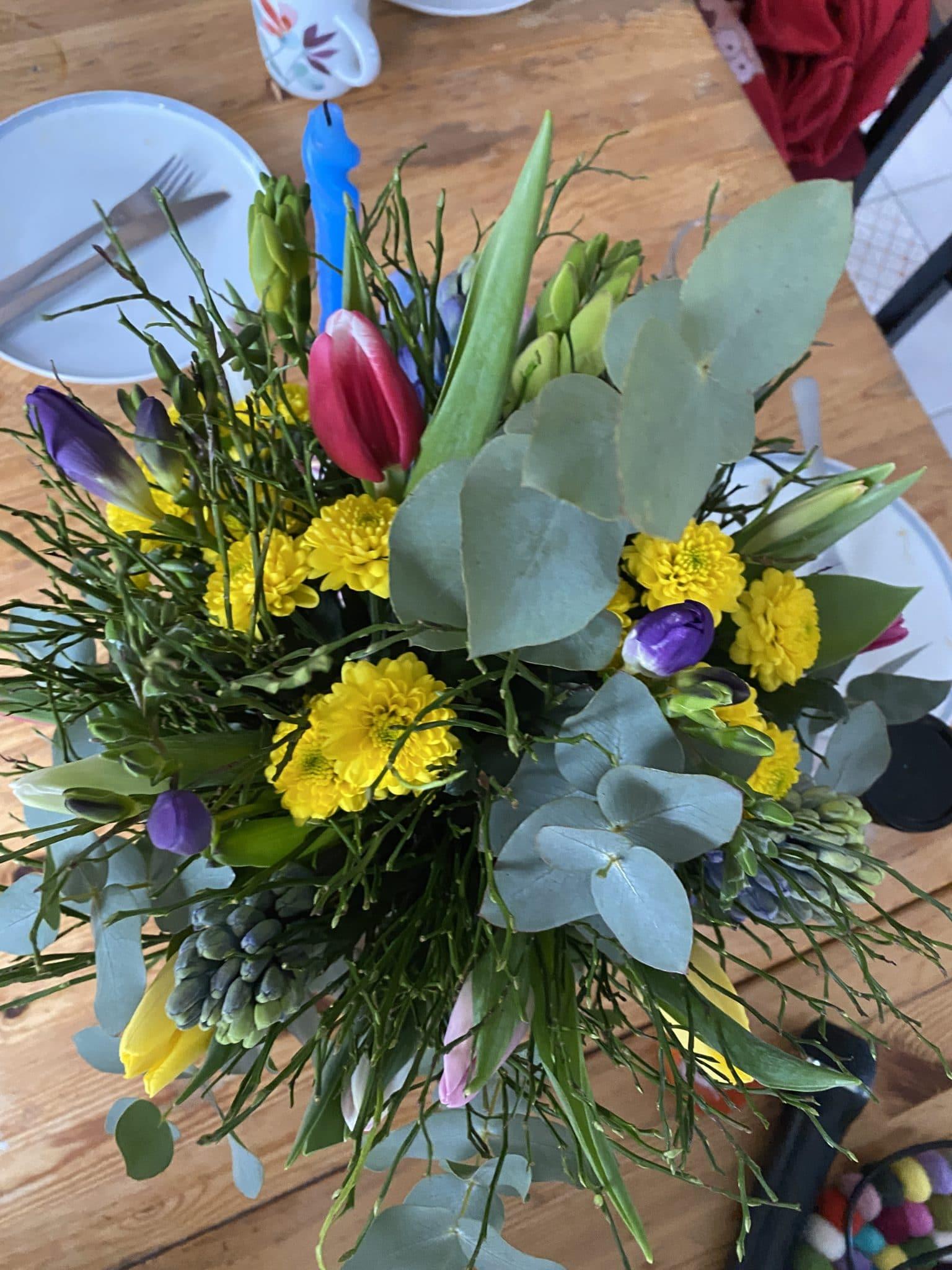 #22 Ich kaufe mir selbst Blumen, das tut gut.