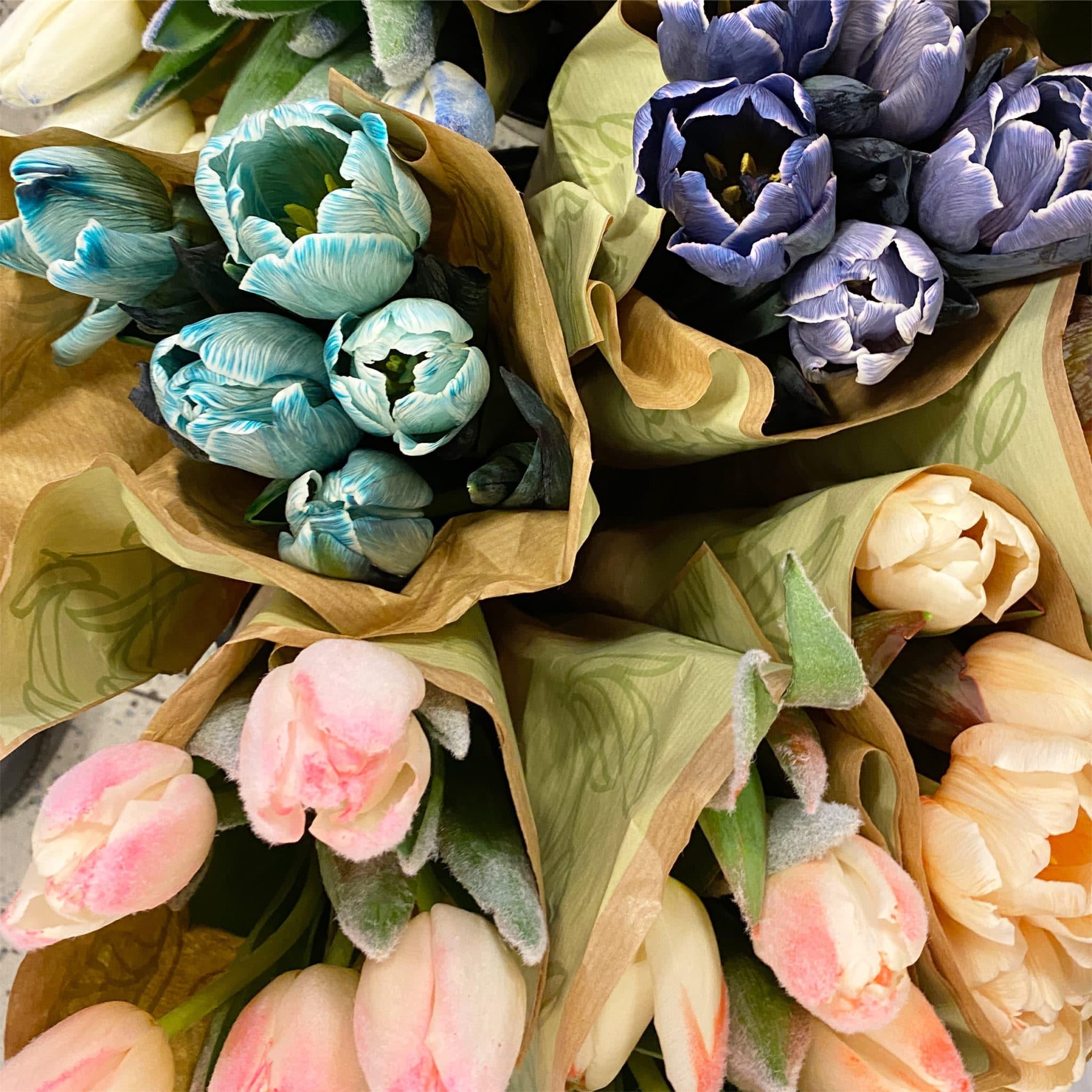 Blumen am Wochenende_in Bildern