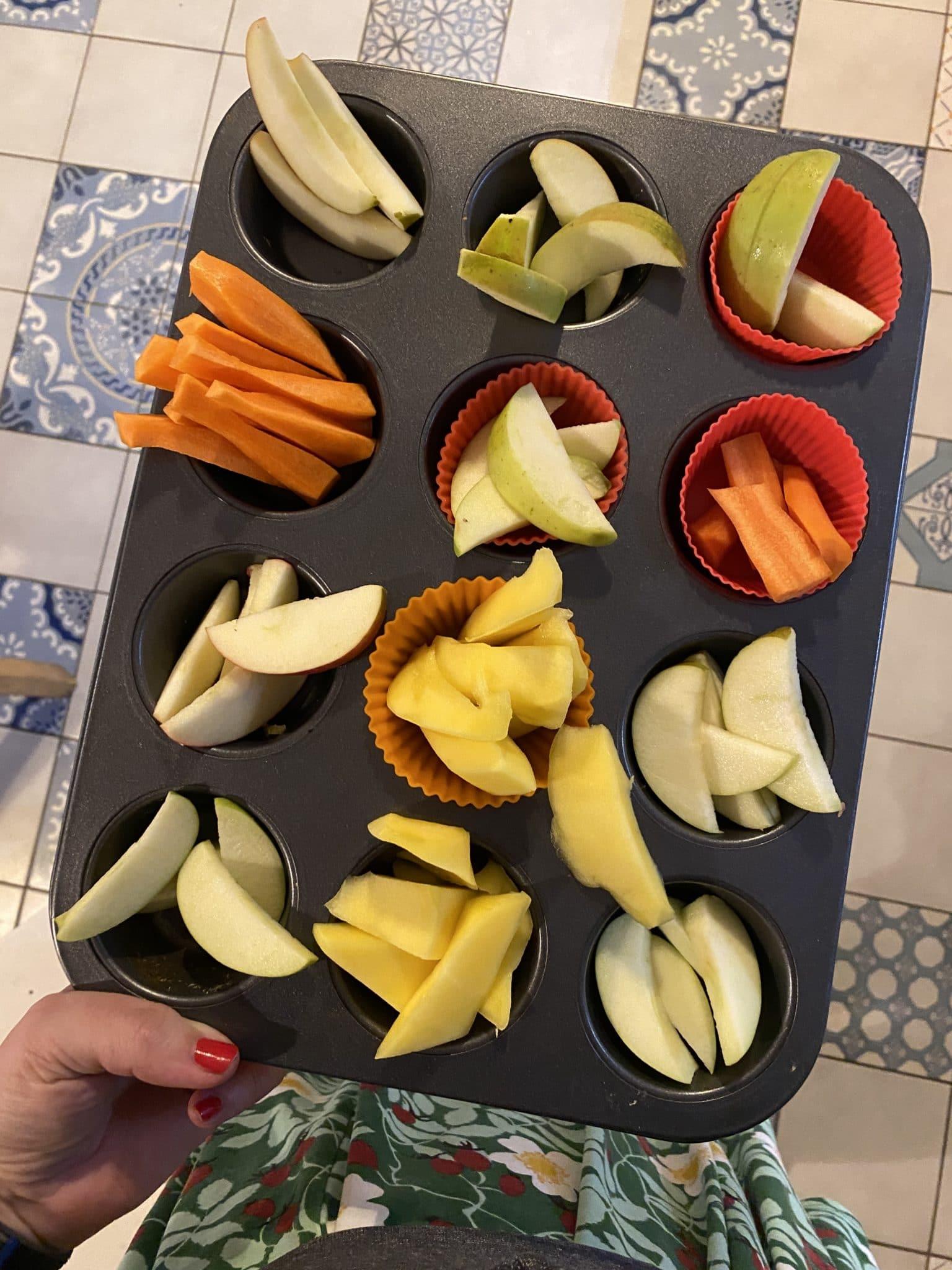 und zum Abschluss des Tages: Obstfluencer.
