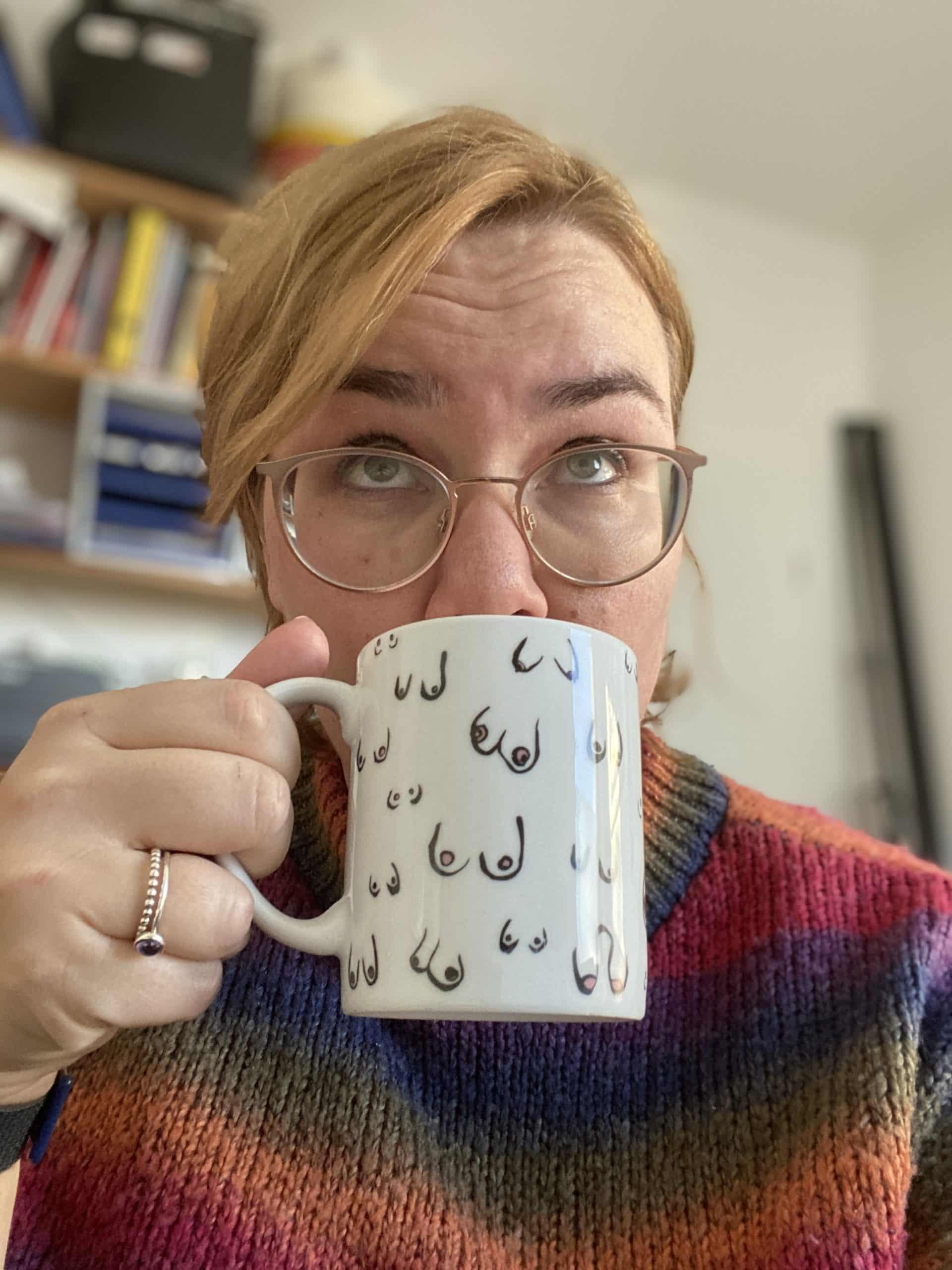 #17 Es braucht mehr Kaffee und ja, eine neue Frisur gab es auch im März-