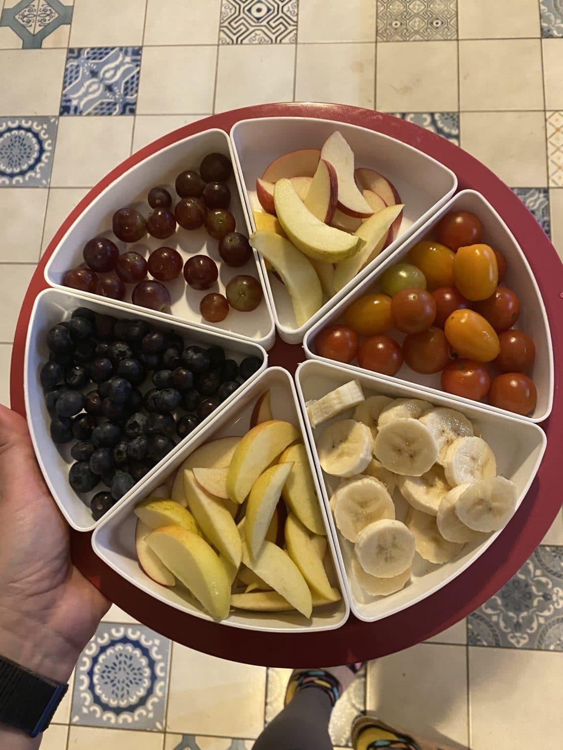 #7 Die Kinder lieben Snacks und wir lieben die Kinder.