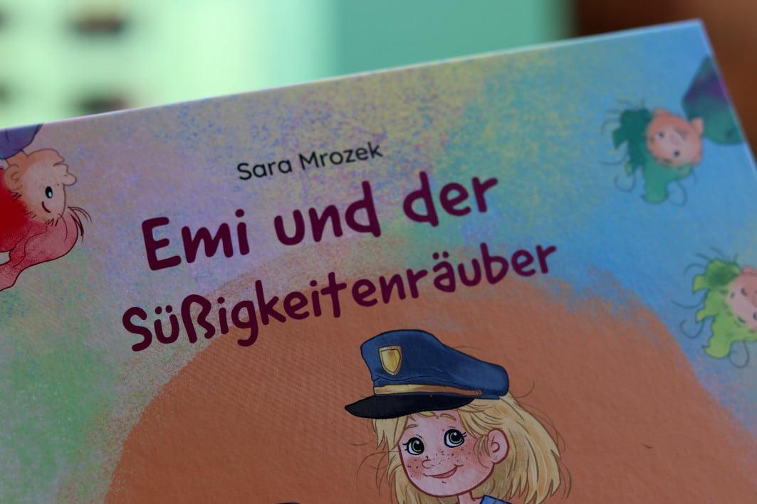 Emi und der Süssigkeitenräuber