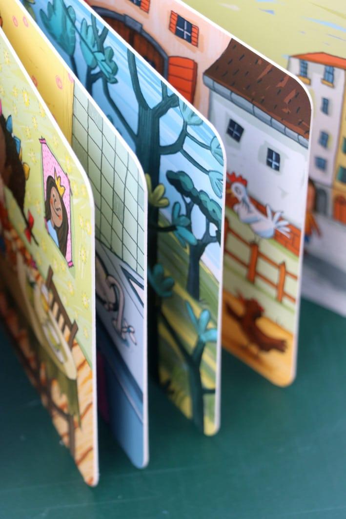 Daniela Kulot Pappbilderbücher zum Vorlesen