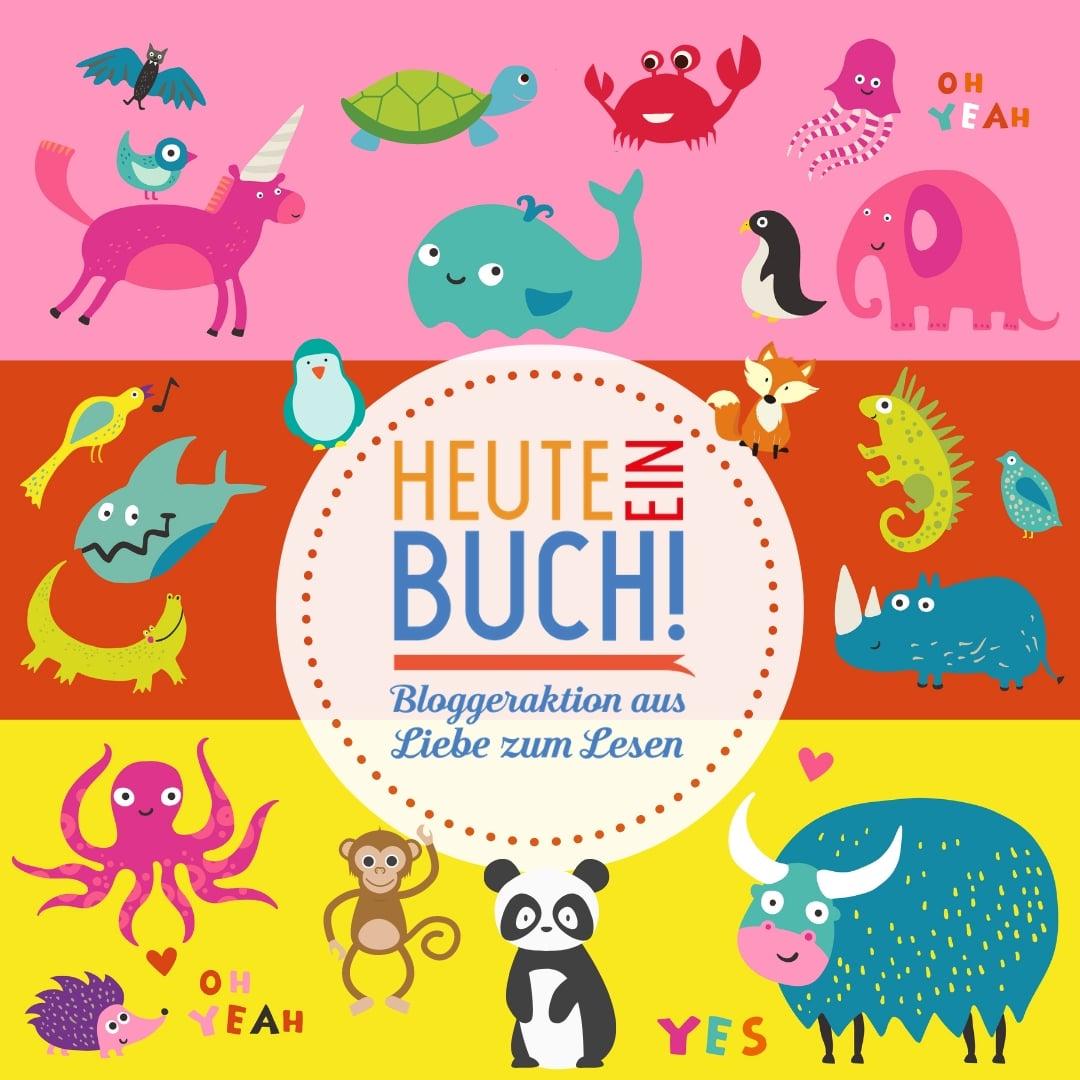 Kinderbuchtag - Heute ein Buch