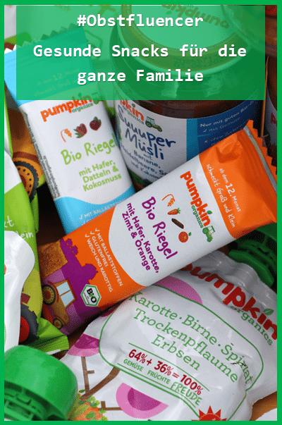 Obstfluencer Pumpkin Organics, Pumpkin Organics Bio Gemüse Baby und Kleinkind