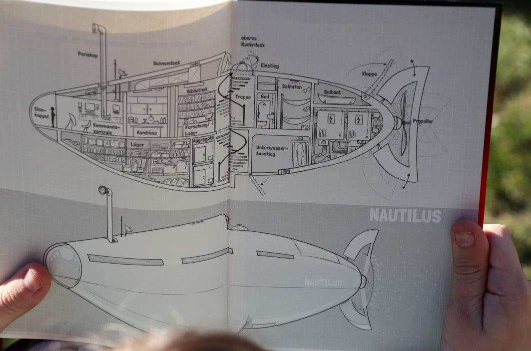 Rick Nautilus Ulf Blanck Kinderbücher zu spannenden Meerabenteuern