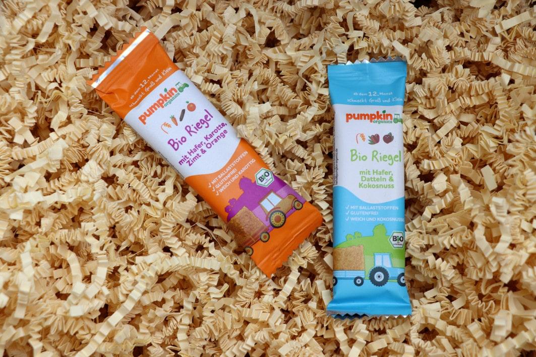 Pumpkin Organics Bio Gemüse Baby und Kleinkind