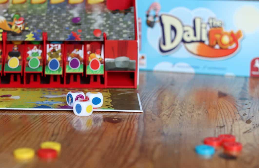 Dali the Fox Pegasus Spiel