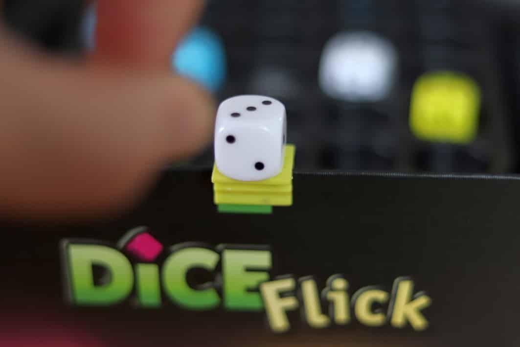 Dice Flick Pegasus Spiel