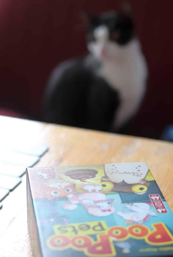 Poo Poo Pets Spiel Pegasus Spiel