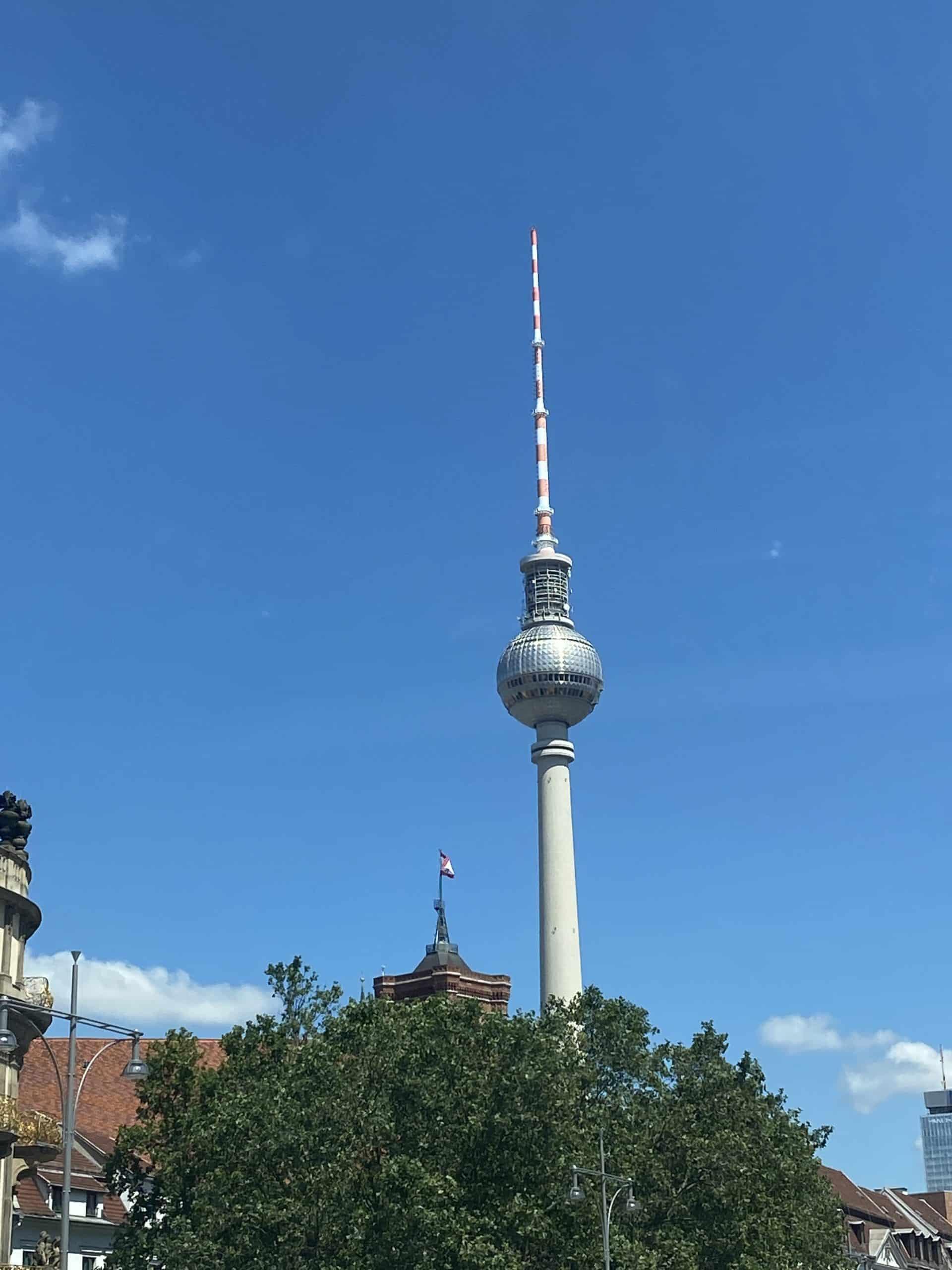 Hach Berlin, immer wieder schön das Zuhause.