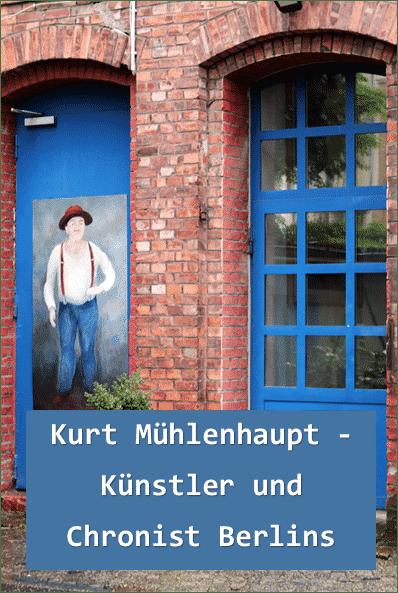 Chronist und Künstler Berlins