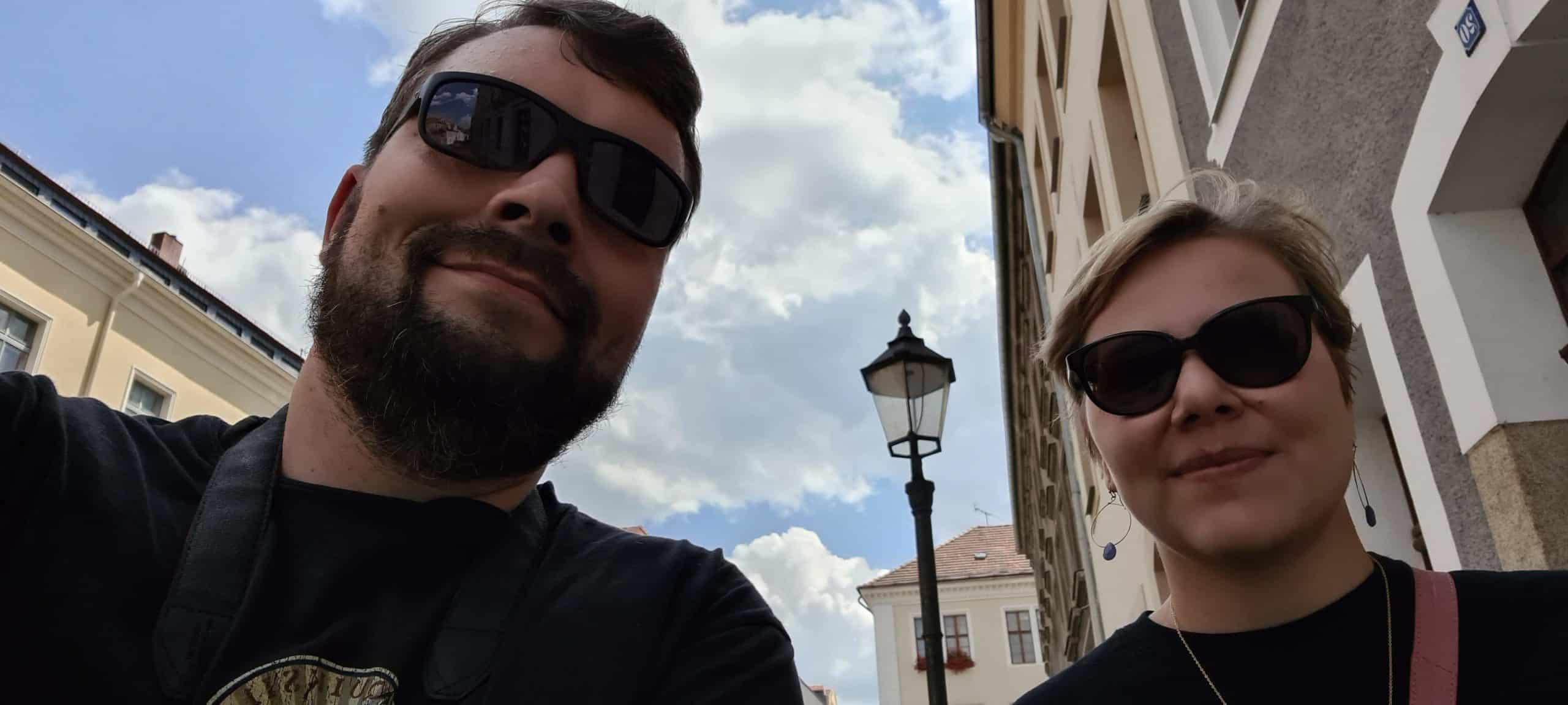 Als Paar in Görlitz
