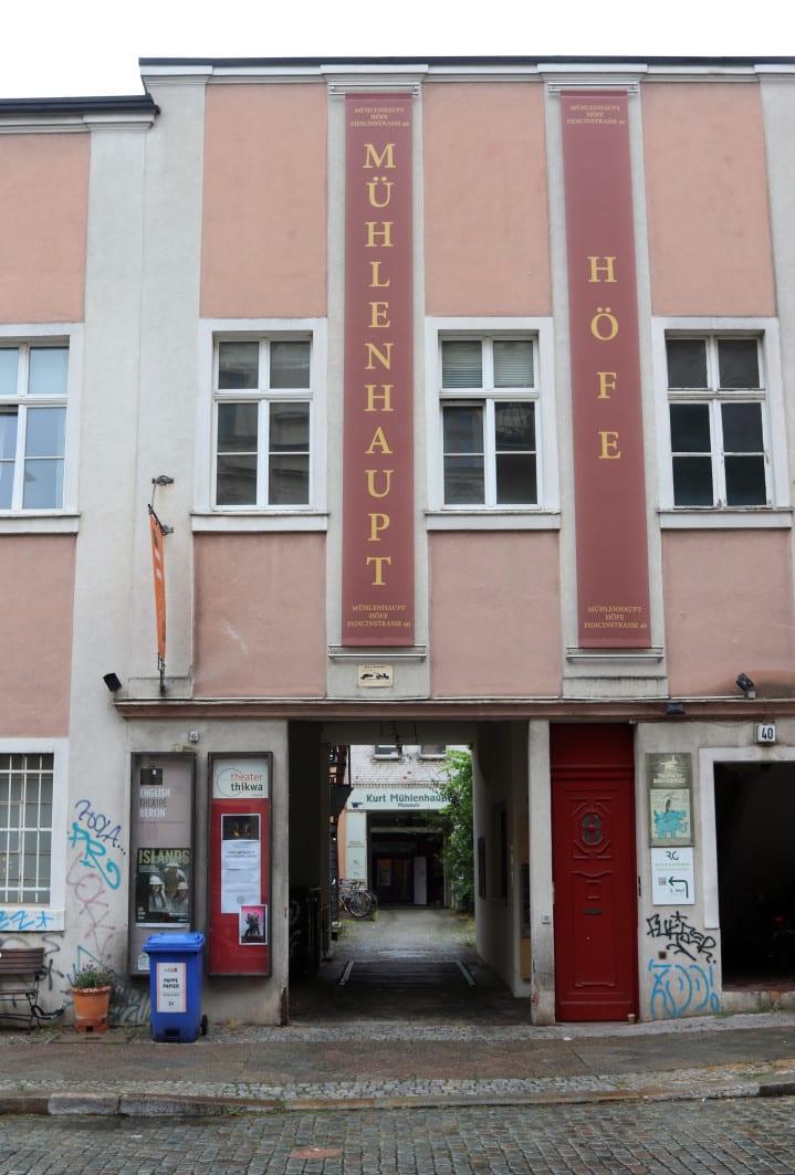 Kurt Mühlenhaupt Museum Berlin
