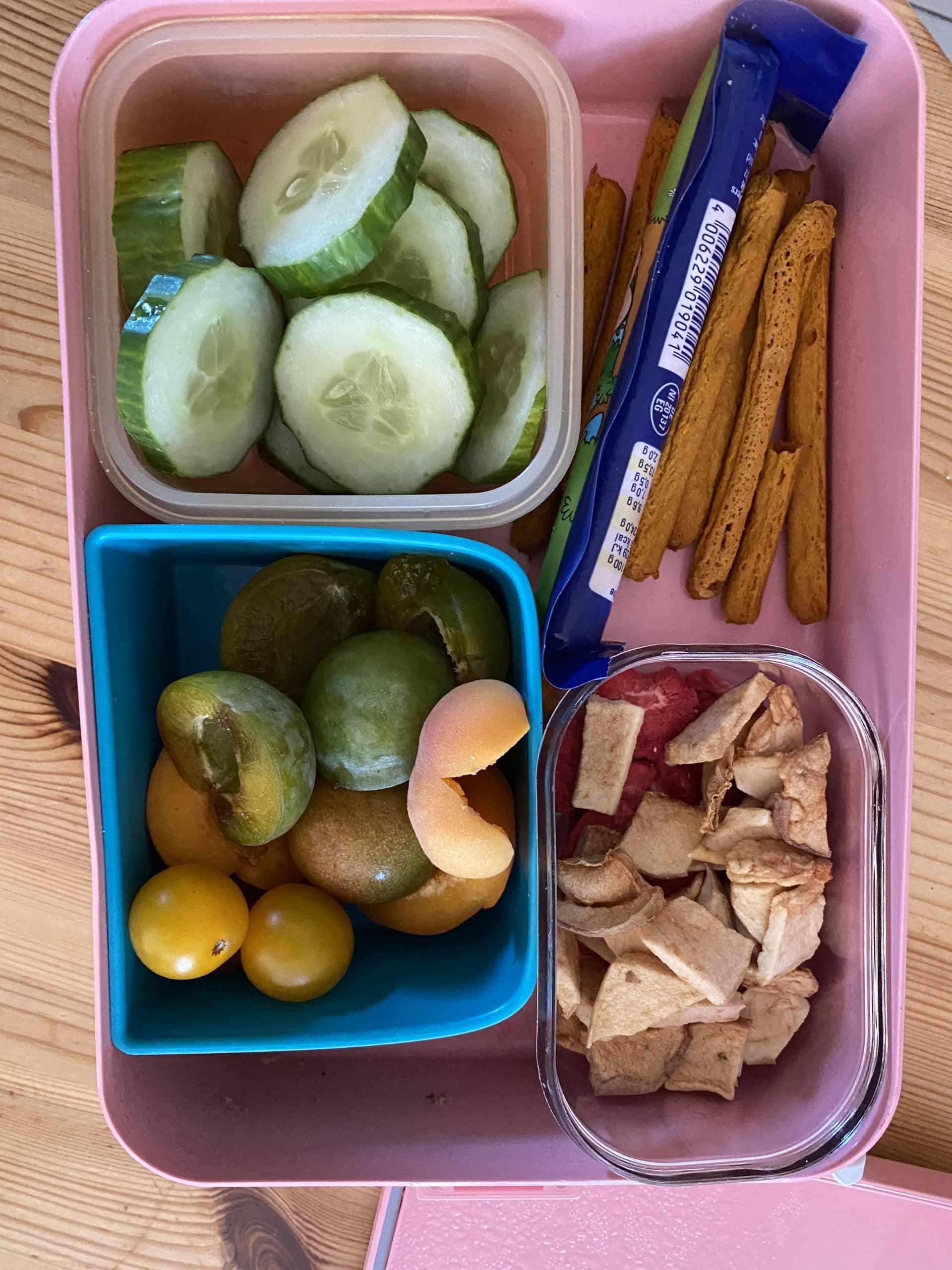 #2 Heute gibt eine große Brotbox für das kleinste Kind.