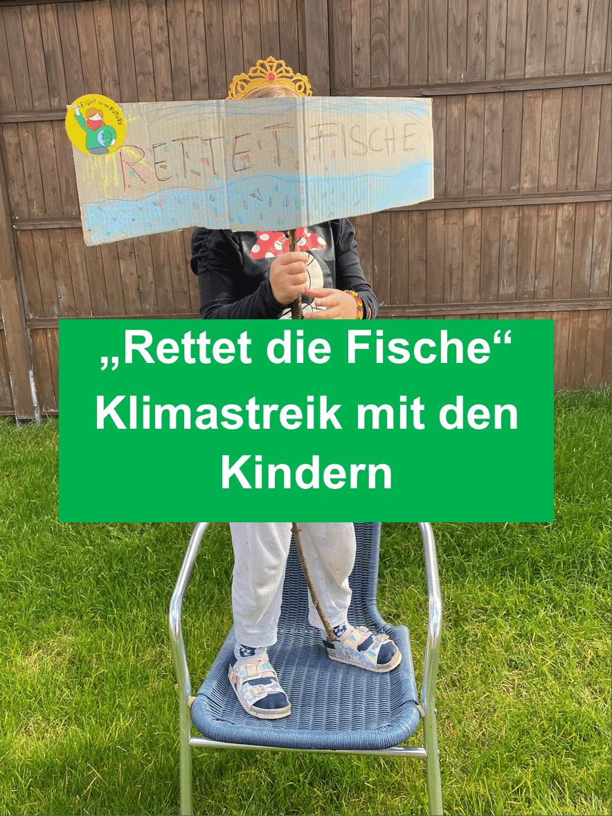 Klimastreik mit kleinen Kindern_grossekoepfe