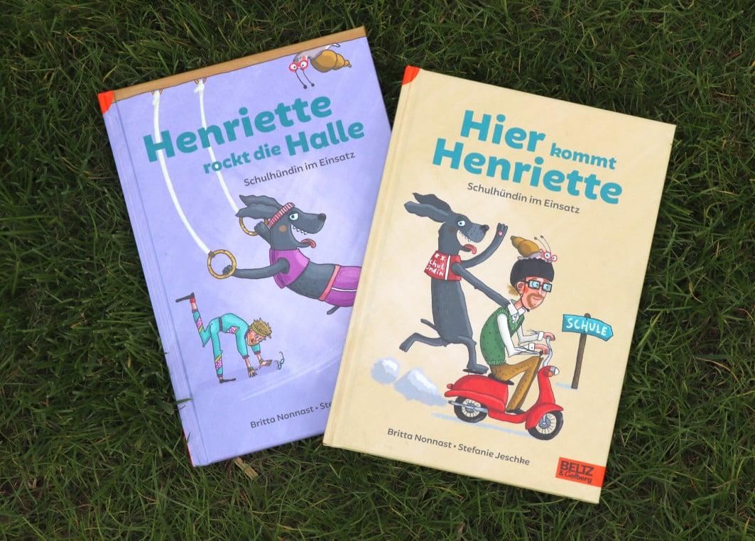Henriette Schulhund Lust auf Lesen Erstleserbuch