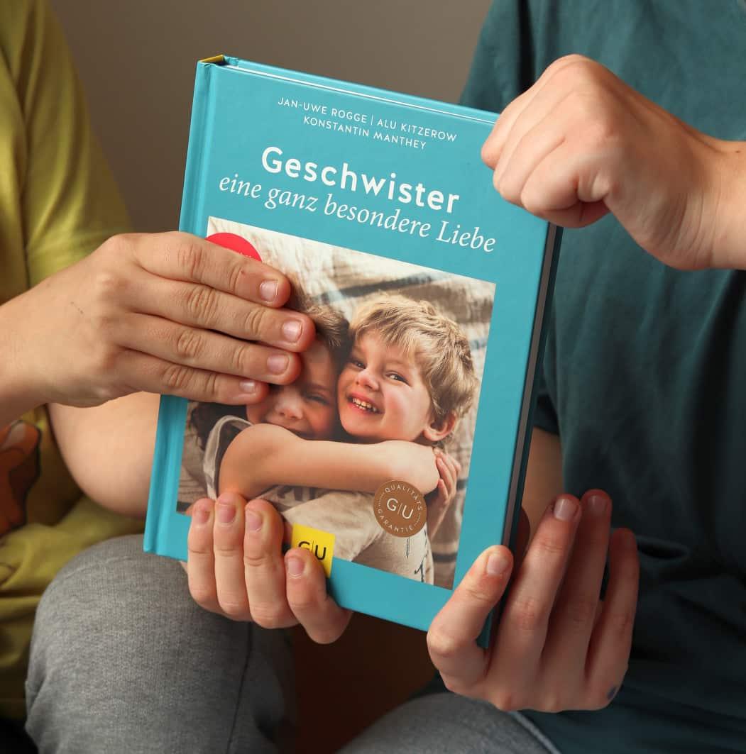 Geschwisterbuch Jan Uwe Rogge, Alu Kitzerow, Konstantin Manthey, grossekoepfe.de