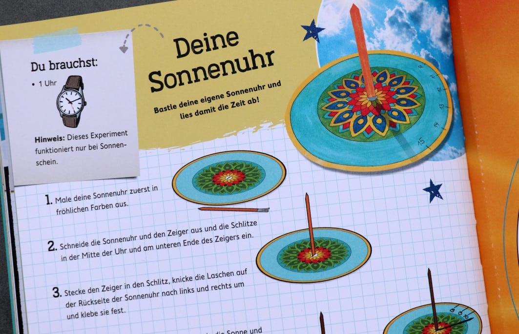 "PhänoMINT-Reihe: ""Das Physik-Bastelbuch"" (Moses)"