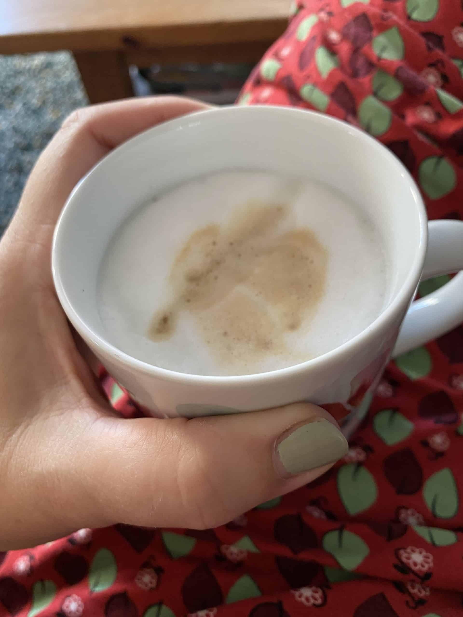 #9 und dann gibt es Kaffee.