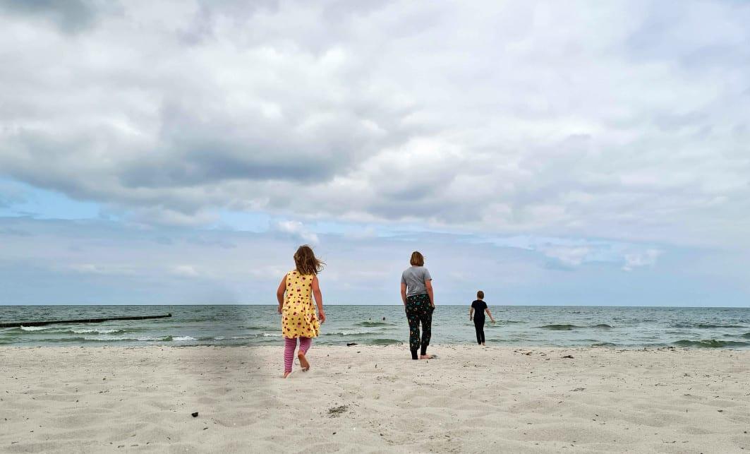 Elternschaft in Wellen - wie Eltern Mentalload teilen