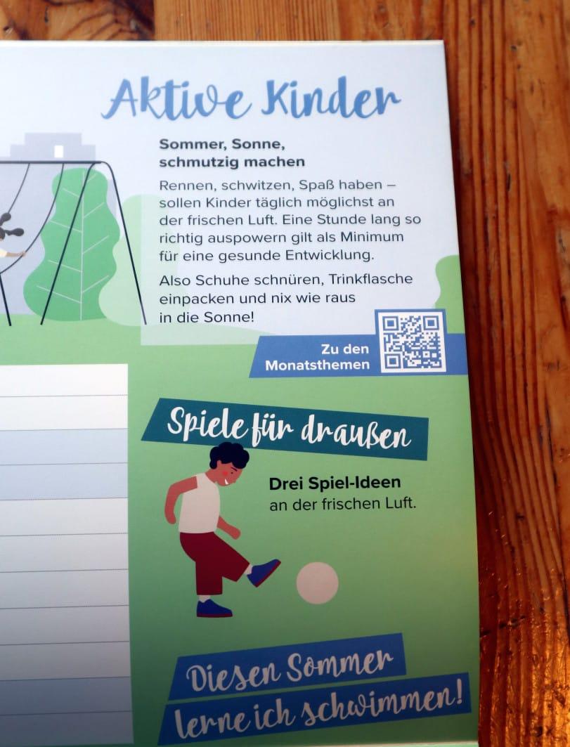 Familienkalender der IKBB